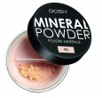 GOSH Mineral Powder 002 Ivory 8 g