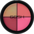 GOSH Strobe'n Glow Kit 002 Blush 15 g